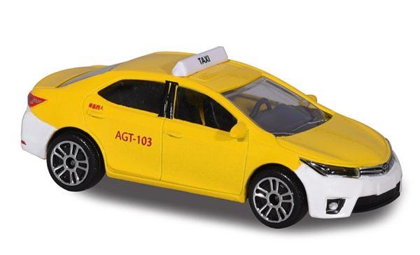 Majorette 美捷輪國際款 台灣限定版 豐田 TOYOTA ALTIS 計程車 TOYeGO 玩具e哥