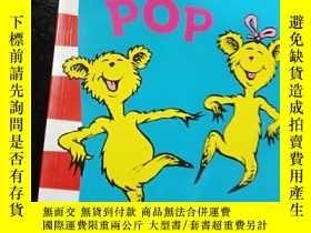 二手書博民逛書店Hop罕見on Pop ..Y12498 Dr. Seuss(蘇