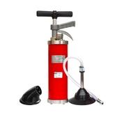 疏通器GQ-4新型氣壓式一炮通下水管道疏通器衛生間廚房神器強力高壓疏通