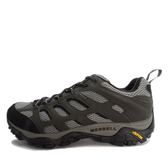 Merrell Moab Gore-Tex [ML87577] 男鞋 運動 戶外 休閒 登山 越野 防水 透氣 乾爽 灰