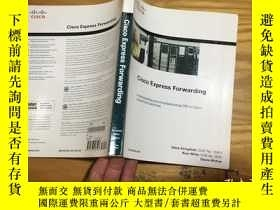 二手書博民逛書店Cisco罕見Express ForwardingY19583 看圖 看圖 ISBN:978158705852