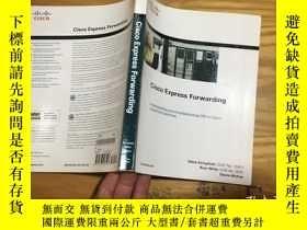 二手書博民逛書店Cisco罕見Express ForwardingY19583 看圖 看圖 ISBN:978158705852