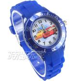 Disney 迪士尼 時尚卡通手錶 皮克斯動畫 閃電麥坤 汽車總動員 兒童手錶 男 女錶 DCARS01深藍