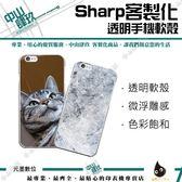 【中山肆玖】客製化手機殼 【Sharp夏普】S2 防摔空壓殼