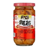 金蘭香菇麵筋396g【愛買】