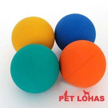 PET LOHAS 樂活多彩 超彈力橡膠球(20入組)