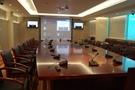 【名展音響】豪華款 會議室投影機 電動布幕 音響喇叭 麥克風 桌上型會議系統 規劃安裝
