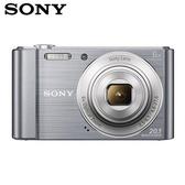 SONY數位相機DSC-W810/S - 銀【愛買】