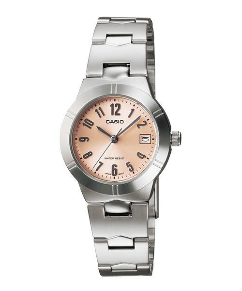 【CASIO宏崑時計】CASIO卡西歐不鏽鋼指針錶 LTP-1241D-4A3 生活防水 33.0mm 台灣卡西歐保固一年
