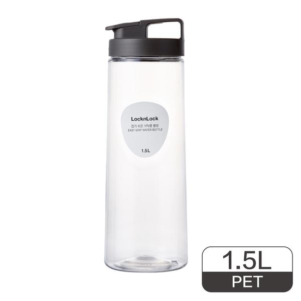 樂扣樂扣 1.5L輕鬆手提PET冷水壺-時尚灰