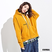 STAYREAL BE HAPPY連帽外套