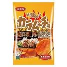 卡辣姆久厚切洋芋片-椒麻雞78g【愛買】