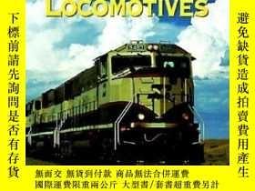 二手書博民逛書店Modern罕見Diesel Locomotives (Enthusiast Color Series)-現代內燃