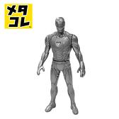 【日本正版】Metacolle 合金人偶 鋼鐵人 馬克50 黑灰版 掌上人偶 模型 漫威英雄 MARVEL - 134626
