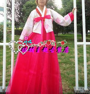 少數民族/韓國傳統韓服/大長今/傳統朝鮮族