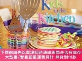 二手書博民逛書店Kosher罕見By Design Kids In The KitchenY255174 Susie Fish