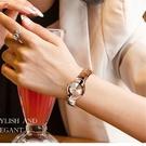 快速出貨 手錶專櫃全自動手錶女防水機芯表女士防水鎢鋼學生韓版簡約時尚網紅表