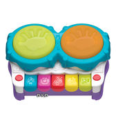 《 澳洲 Playgro 培高 》二合一聲光小鋼琴╭★ JOYBUS玩具百貨