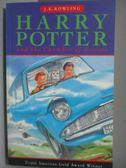 【書寶二手書T8/原文小說_IBK】Harry Potter and the Chamber Of Secrets_J.