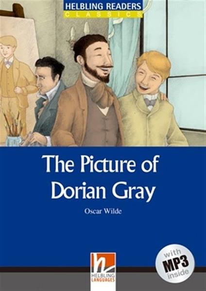 (二手書)The Picture of Dorian Gray(25K彩圖經典文學改寫+1 MP3)