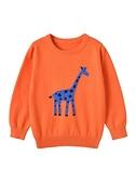兒童毛衣套頭春秋新款冬裝男童打底針織衫女童洋氣寶寶線衣