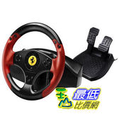 [美國代購] 新款PS3/PC Thrustmaster VG Ferrari Racing Wheel - Red Legend Edition - PlayStation 3 賽車方向盤 $3749
