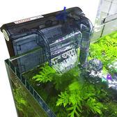 日創魚缸超靜音壁掛瀑布過濾器水族箱三合一凈水沖氧增氧泵除油膜 智聯ATF