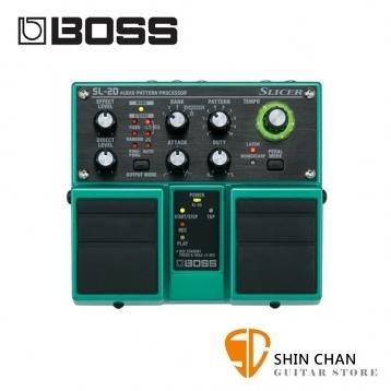 【樂句循環工作站】【BOSS SL-20】【可產生帶節奏性的旋律/獨特的3D相位功能】【LOOP STATION】