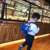防走失包男2歲兒童旅游背包幼兒園小孩包包寶寶書包1-3歲女可愛潮 卡布奇诺