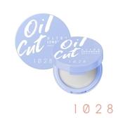 1028 Oil Cut!超吸油蜜粉餅 (透明) 5g