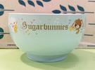 【震撼精品百貨】Sugarbunnies 蜜糖邦尼~三麗鷗蜜糖邦尼塑膠碗/美耐皿碗#44208