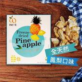 泰國Wel.B 全天然冷凍乾燥鮮果乾-鳳梨口味(盒裝)
