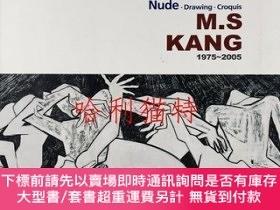 二手書博民逛書店ハングル文MYUNG罕見SOON, KANG Nude·Drawing·CroquisY403949 ART