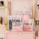 包包收納袋神器存放皮包收納柜放包包的置物架透明防塵袋掛墻掛袋