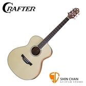 Crafter Castaway 36吋 單板 民謠吉他 韓廠 附原廠琴袋【木吉他/旅行吉他/小吉他/baby吉他】
