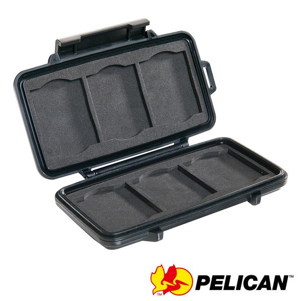 美國 PELICAN 0945 CF 記憶卡防水收納盒-適 Sandisk 創見 公司貨