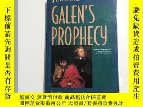 二手書博民逛書店Galen s罕見Prophecy Temperament In Human NatureY80482 不祥