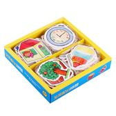 嬰幼兒拼圖0-3益智玩具 1-3歲1-2歲寶寶玩具配對拼圖兒童早教啟蒙 芥末原創