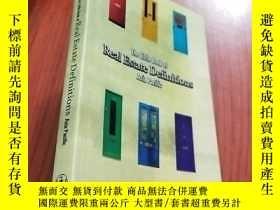 二手書博民逛書店The罕見Little Book of Real Estate