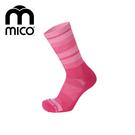 MICO 女美麗諾健行襪3011 /城市綠洲(義大利、登山健行、襪子、羊毛)