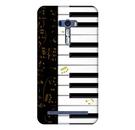 [ZD551KL 硬殼] 華碩 ASUS ZenFone 2 Selfie ZD551KL 手機殼 外殼 鋼琴琴鍵