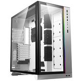 LIAN LI 聯力 O11DXL-W O11 Dynamic XL 白色 ROG認證 強化玻璃面板 E-ATX 電腦機殼