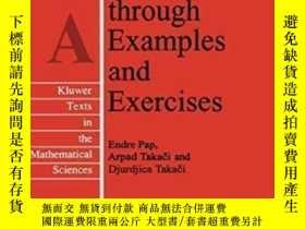 二手書博民逛書店Partial罕見Differential Equations Through Examples And Exer