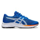 Asics Kumo Lyte Gs [1014A082-401] 大童鞋 慢跑 運動 舒適 輕量 穩定 亞瑟士 藍白
