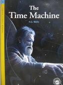 【書寶二手書T9/語言學習_OIC】The time machine_H.G. Wells_附光碟