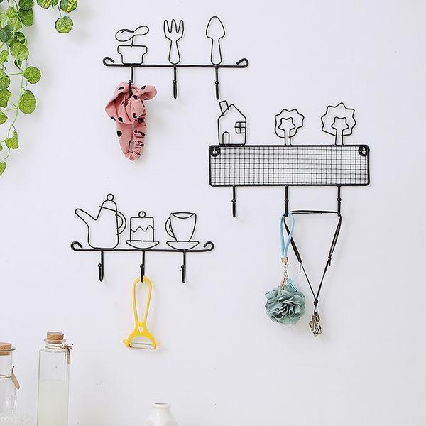 可愛時尚簡約壁掛 牆飾15  牆面置物架 裝飾品