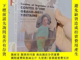 二手書博民逛書店實物拍照;CONTES罕見D UNE GRAND-MERE TIBETAINEY15389
