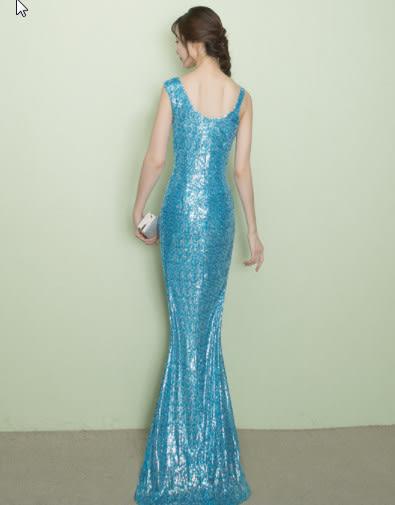 (45 Design)  訂做7天到貨 韓風婚紗禮服 晚宴 顯瘦性感晚宴結婚禮服婚紗 高級訂製服55