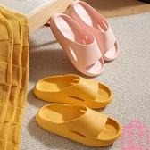 居家拖鞋女厚底情侶浴室拖鞋夏天室內防滑洗澡夏季家用【匯美優品】