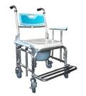 鋁製便器椅(便盆椅)--扶手升降FZK4306